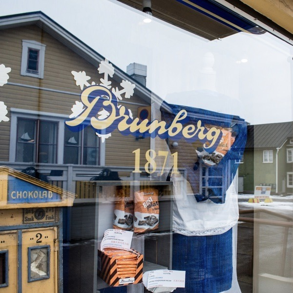 Brunberg Chocolate Shop