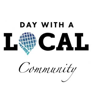 What is Day With A Local Community